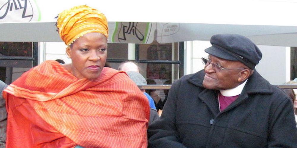 South African Church Kicks Out Desmond Tutu's Daughter