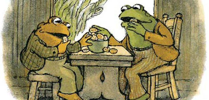 """10 Reasons You Want A Gay, Lit As Hell Friendship Like """"Frog And Toad"""""""