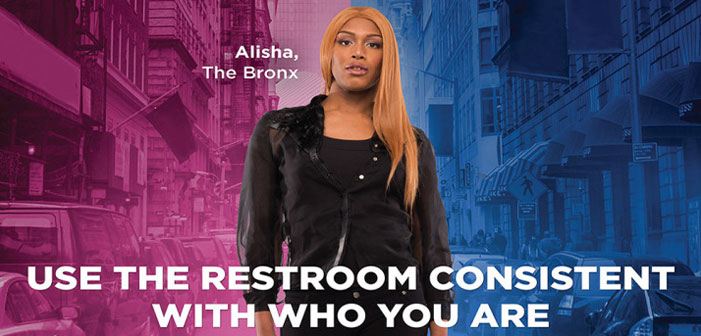 NYC's New Campaign Encourages Trans People To Pee In Public