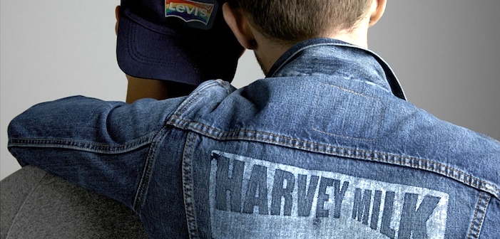 PHOTOS: Is Levi's Pandering To Us With Its Harvey Milk Collection?