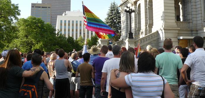 Post-Gayborhoods: Denver's Lo-Hi Combines Great Views And Booze