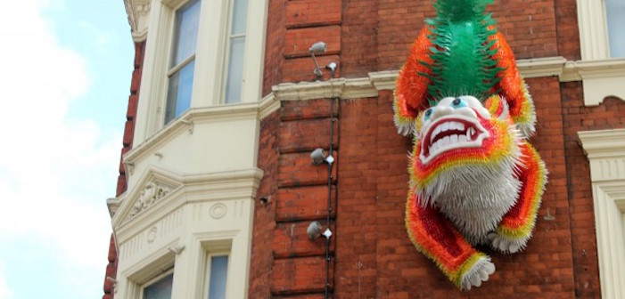Experiencing Diversity & Asian Culture in London