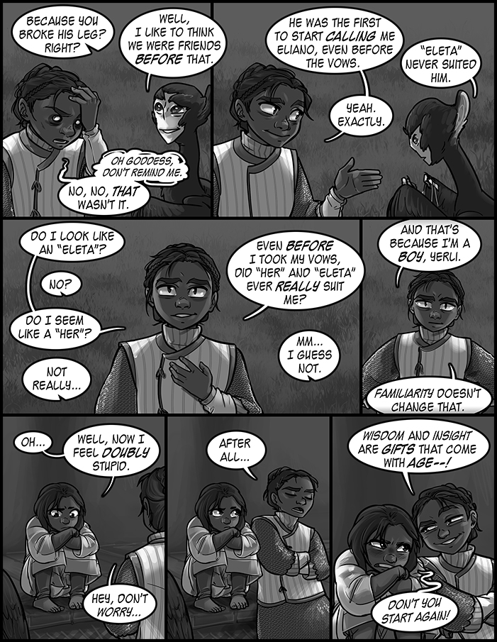 Trial of the Sun: chapter 3, page 61