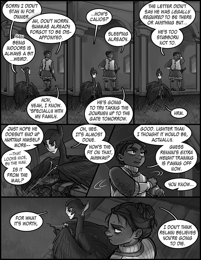 Trial of the Sun: chapter 3, page 57