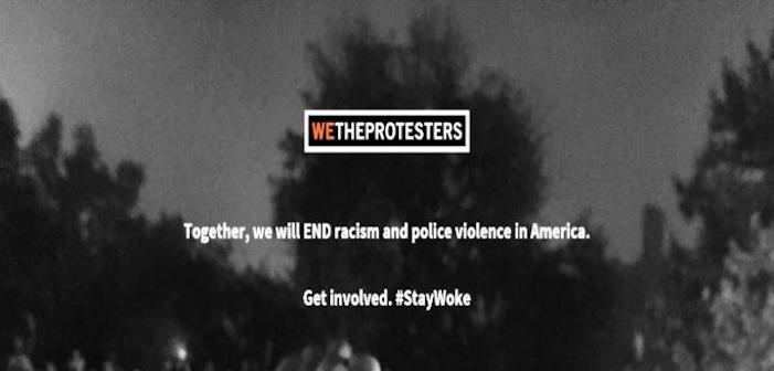 Badass! #BlackLivesMatter Campaign Starts Online Recruiting