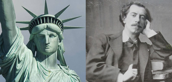 Is The Statue of Liberty Actually A Man?