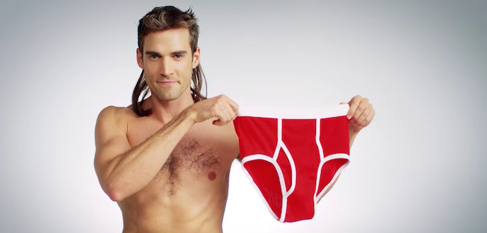 VIDEO: The Tighty-Whitey Revolutionized Men's Underwear