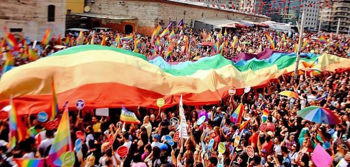 Turkey Bans Pride March — It Happens Anyway