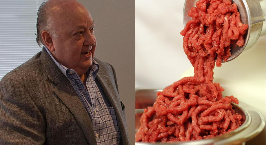 Fox News CEO Allegedly Tried To Rape Teen With His Hamburger Dick