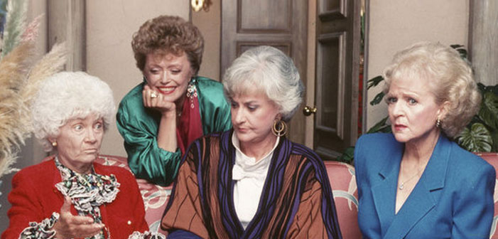 STUDY: Numbers Prove Which of 'The Golden Girls' Was the Sluttiest