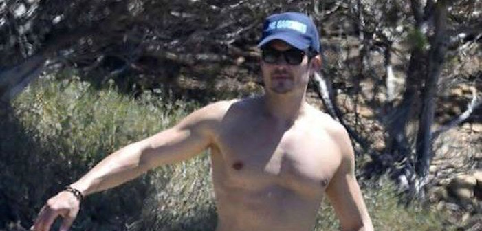 Gay Men Worldwide Thrilled Over Pics Of Orlando Bloom Naked With Katy Perry! (NSFW!)