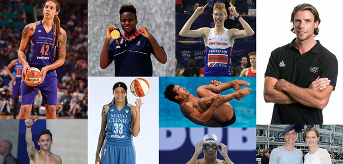 Here's How the LGBT Olympic Athletes Are Doing at the Summer Games