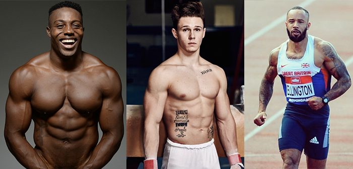 15 Hottest Male Athletes From Great Britain At The Olympics!