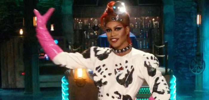 """What Does Trans Actress Laverne Cox Think About Playing a """"Transvestite"""" in 'Rocky Horror'?"""