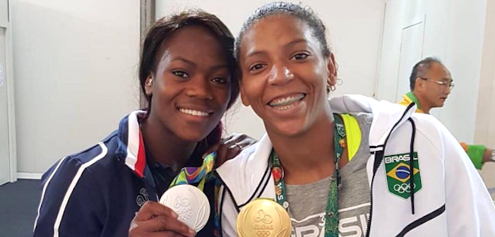How to Follow the LGBTQ Olympic Athletes on Social Media