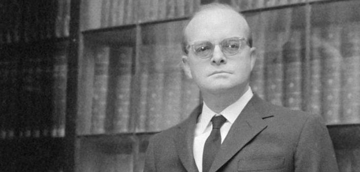 4 Reasons Why You Should Want to Own Truman Capote's Ashes