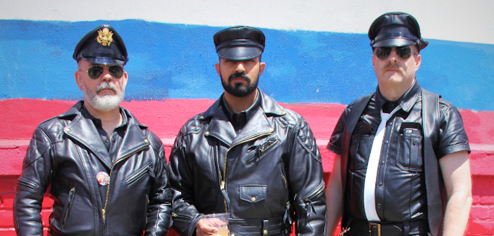 PHOTOS: The Hottest Guys from the Folsom Street Fair and Up Your Alley