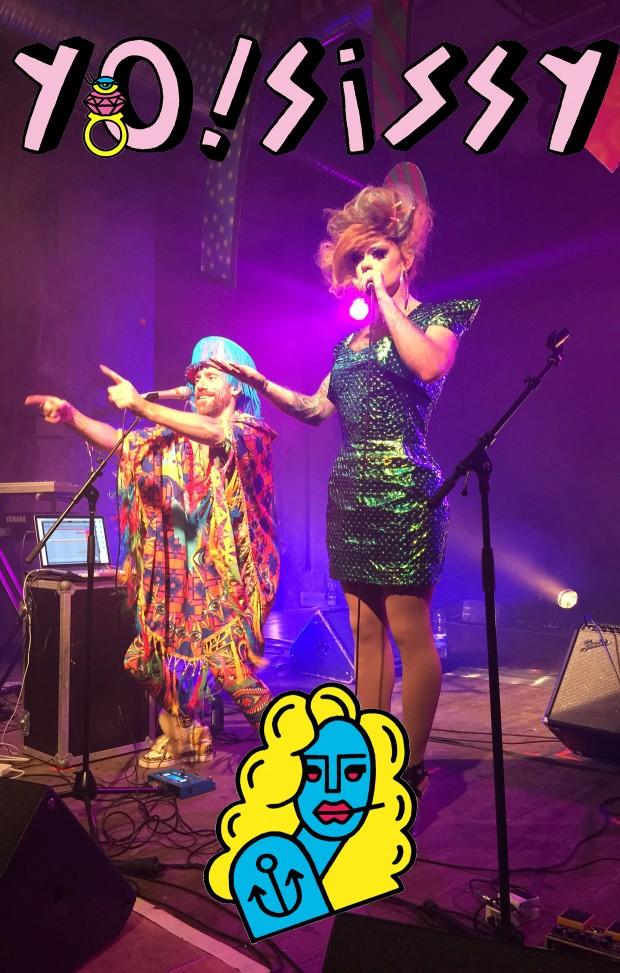 yo! sissy, berlin, gay music, gay travel, festival