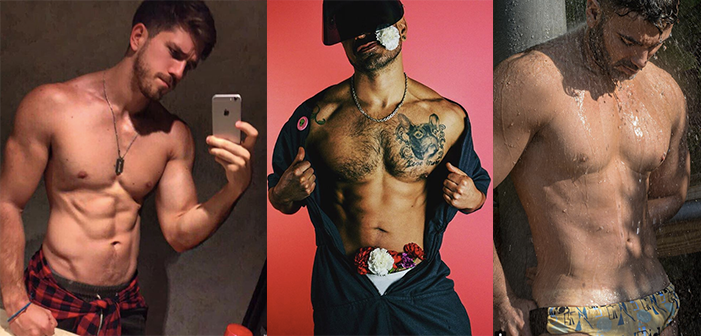 The Top 9 Hottest Gay Mexican Instagram Personalities!