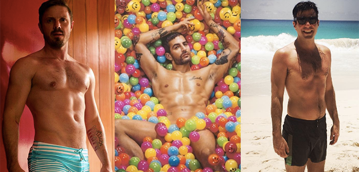 Spot Your Favorite New York Gay Celebs With Our Handy Guide!