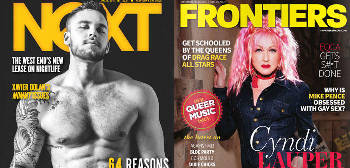 3 Big, Longtime Gay City Magazines Just Died. Here's Why