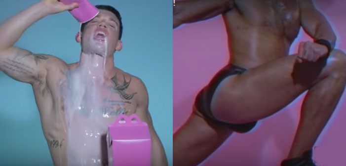 New Sexy Gay Bar Video Gives Horrible Dieting, Exercise Advice