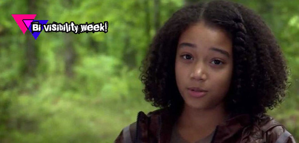 Rue From 'The Hunger Games' Is Bisexual and So Are You (Probably)