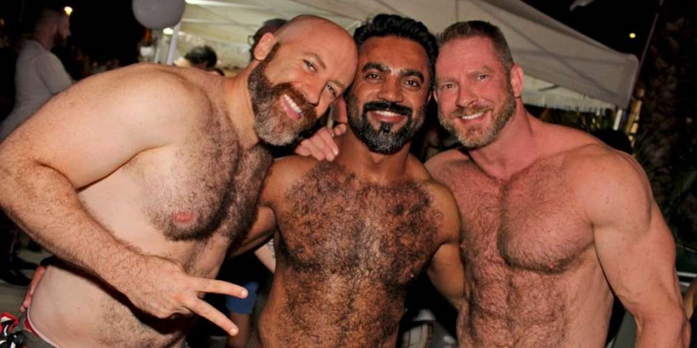 Furrific! 20 Pics That'll Make You Wish You Were At Sitges Bear Week