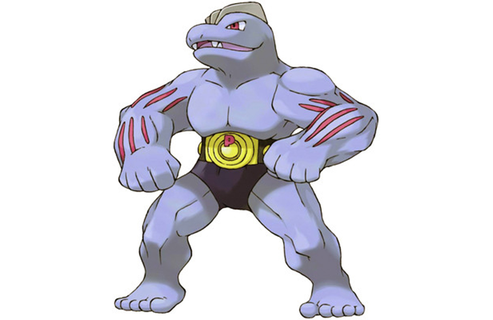 gay pokemon machoke