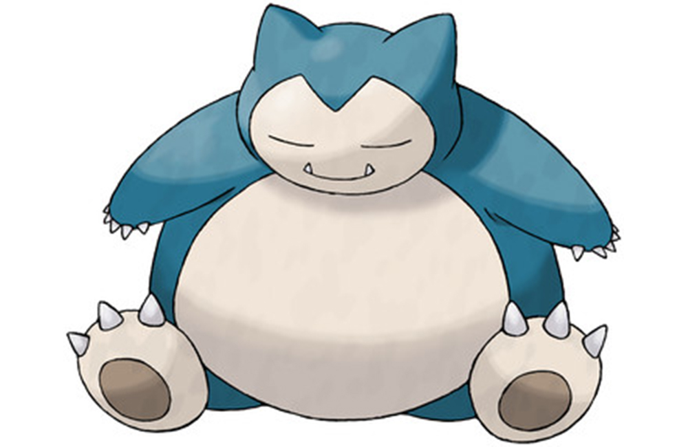 gay pokemon snorlax