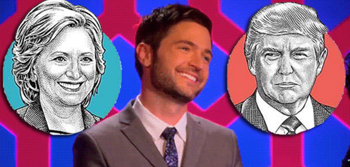 Lucian Piane from 'Drag Race' Trusts Trump More Than Clinton