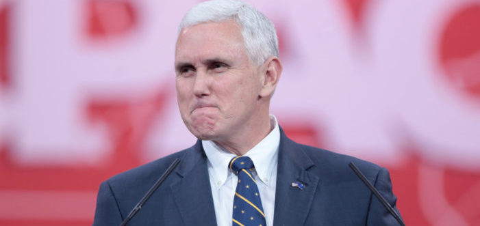 GROSS! Mike Pence Calls His Wife 'Mother'