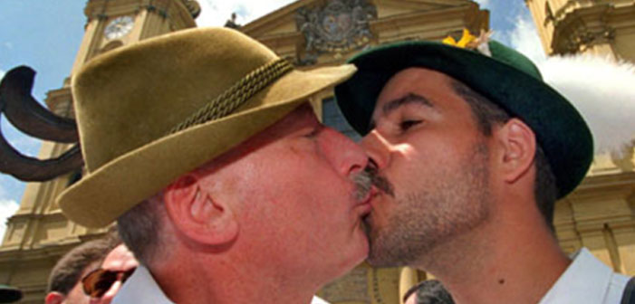 Guess Which European Country Is The Most Queer…
