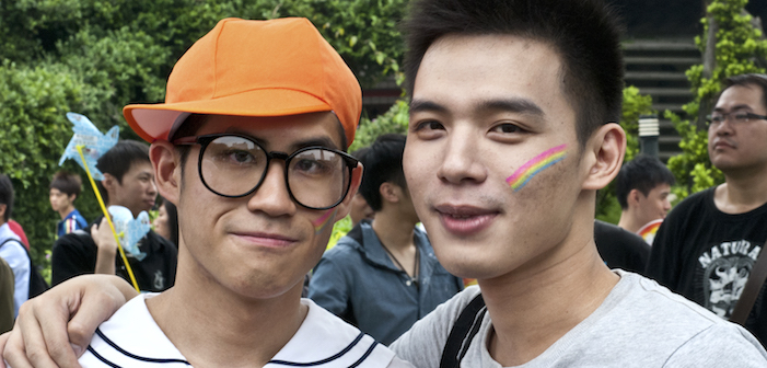 INTERVIEW: A Taiwanese Marriage Equality Activist Talks Queer Rights
