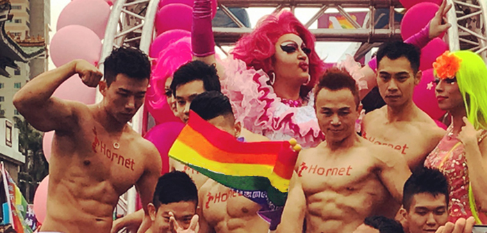 Gay Social App Hornet Gives $50,000 to Mr. Gay Taiwan