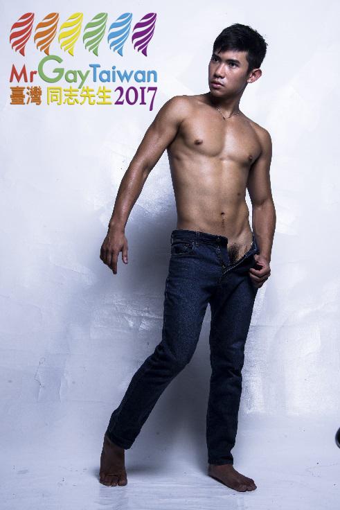 Touya Xiao, Mr. Gay Taiwan, Taiwan, Taipei