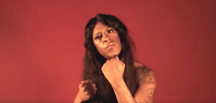 """Mykki Blanco Recites """"I Want a Dyke for President"""" and it is Amazing"""