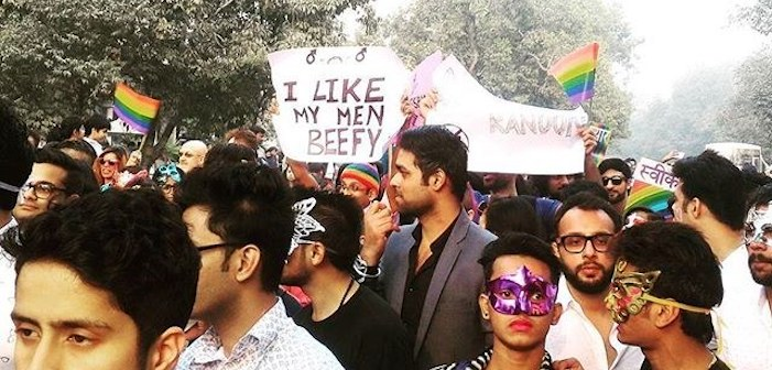 India Holds First Ever Pride Parade!