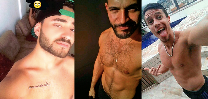 The Best Boys from Brazil are our #HornetGuys!