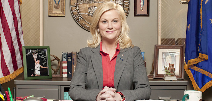 """Leslie Knope Reminds Us That the U.S. Isn't a """"Hatred-Swirled Slop Pile"""""""