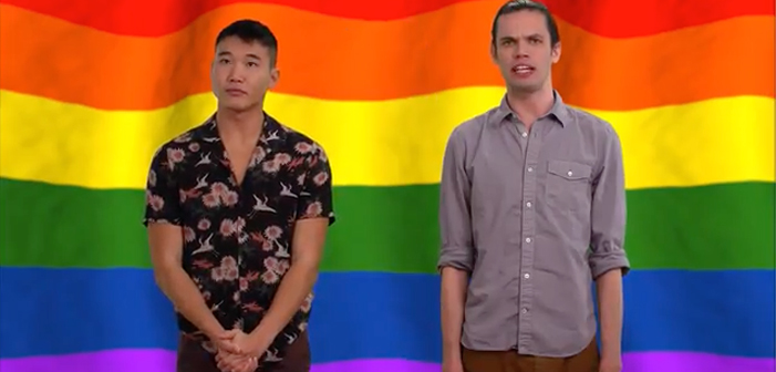 VIDEO: Dear Allies, Please Stop Appropriating Gay Culture (And That Includes Dieting)