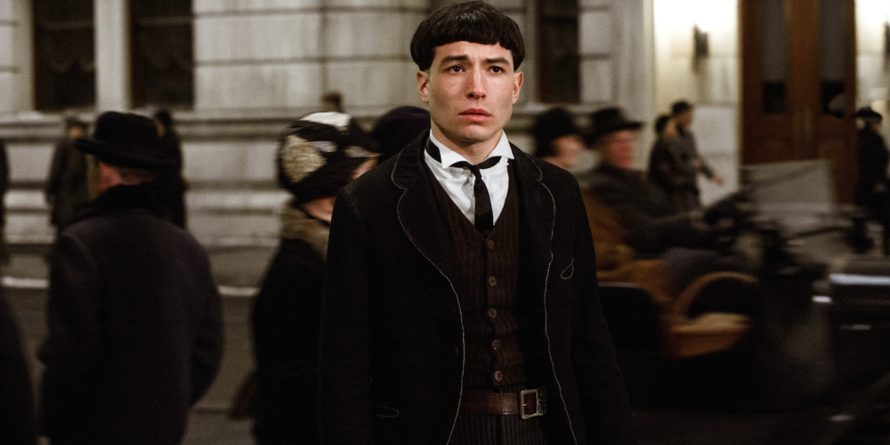 Fantastic Beasts Star Ezra Miller: 'Harry Potter Helped Me Cope with Homophobia'