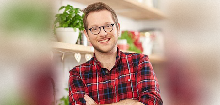 The Coming Out Story of The Great British Bake-Off's First Winner