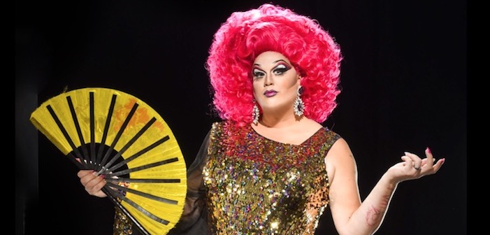 How Opera and Raves Gave Birth to Seattle Drag Superstar Mama Tits