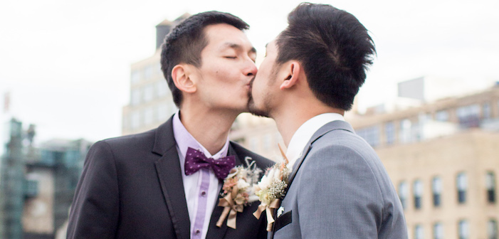 What It's Like To Be Gay and Married In Taiwan