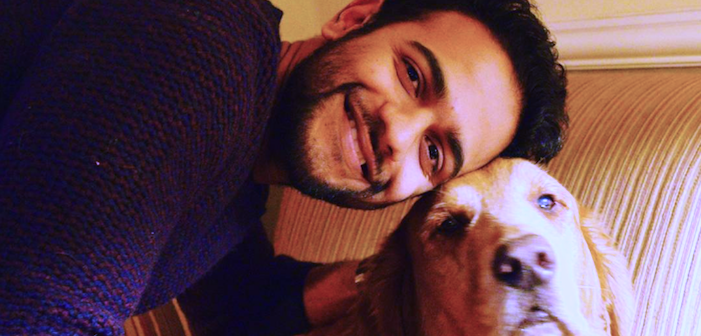 The 15 Hottest Men Who Love Dogs on Instagram