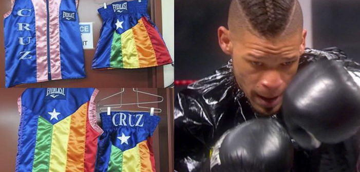 Orlando Cruz Loses Bout to Become First Openly Gay World Boxing Champion