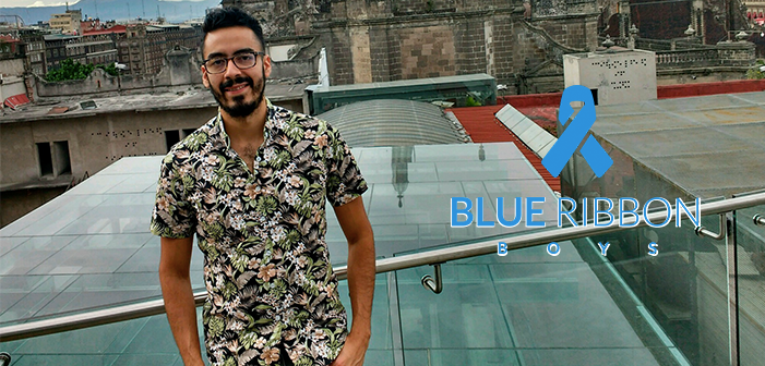 Blue Ribbon Boys: HIV Researcher Ricardo Baruch Fights for a Fair and Healthy World