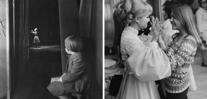 25 Pictures of Debbie Reynolds and Carrie Fisher That'll Melt Your Heart
