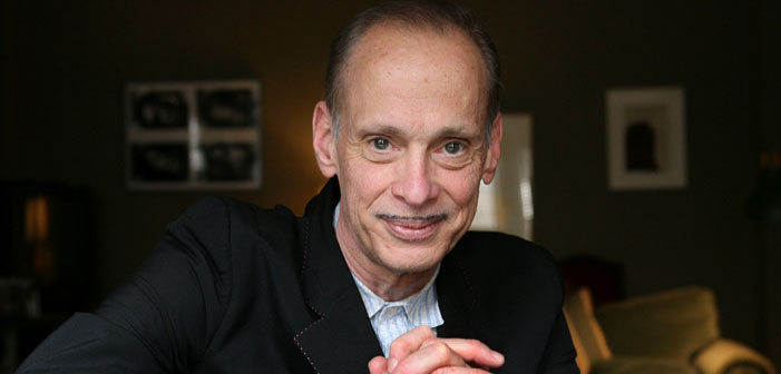 John Waters Hospitalized Over the Weekend